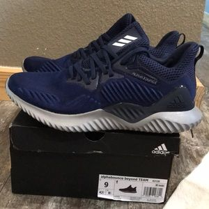 Adidas Alphabounce Beyond New With Box